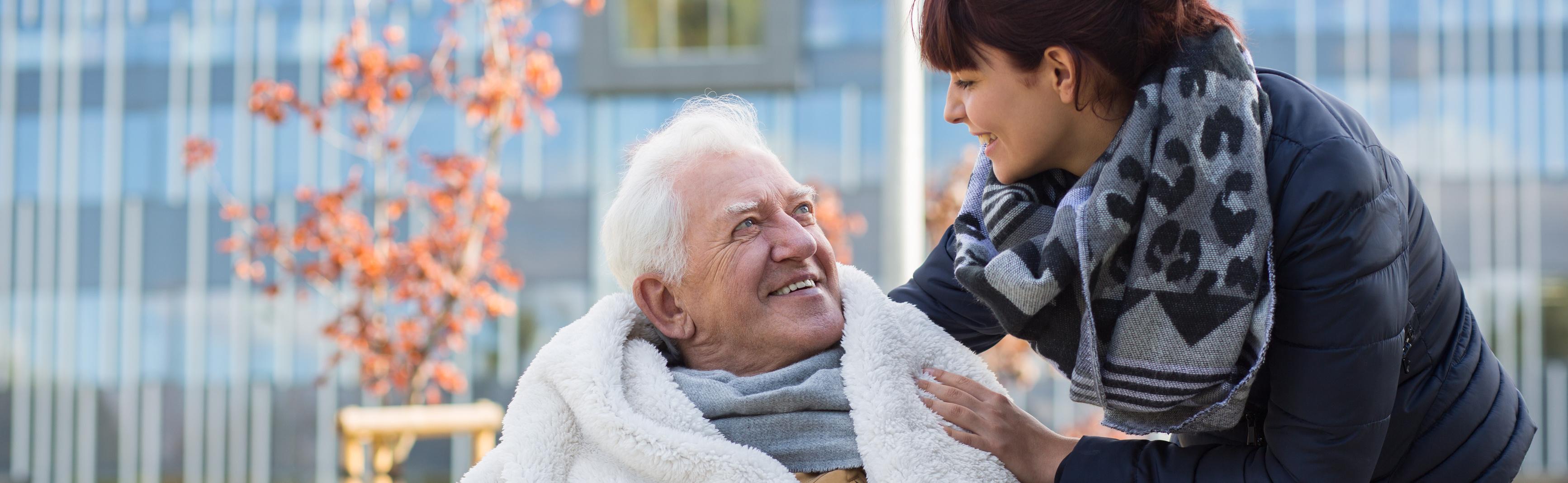 24 Stunden Pflege - die Alternative zum Altersheim